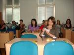 Konfererence porodních asistentek na FVZ UP v Olomouci - 27. 5. 2011